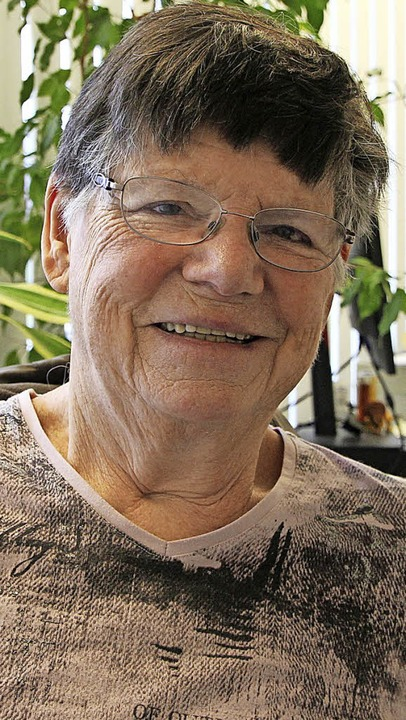 Sechs Jahre lang war Erika Hirtler  Vorsitzende.    | Foto: Susanne Kanele