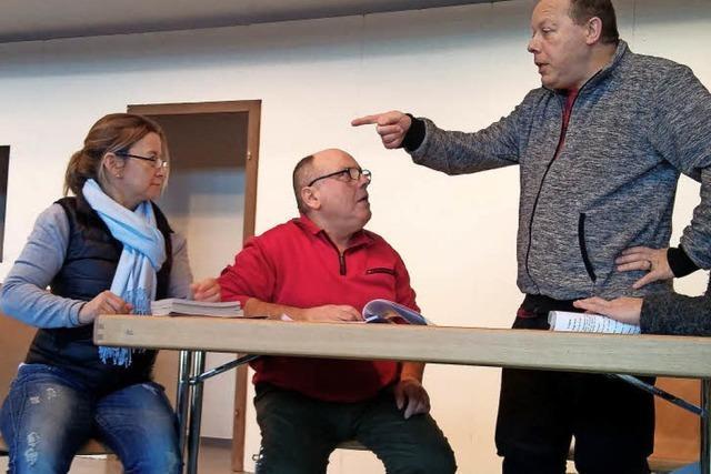 Waltershofen macht Theater