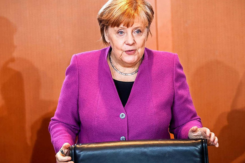 Angela Merkel soll Bundeskanzlerin bleiben. (Foto: dpa)