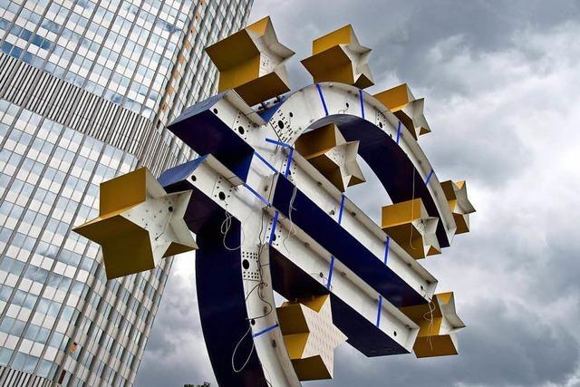 EZB macht wieder einen kleinen Schritt