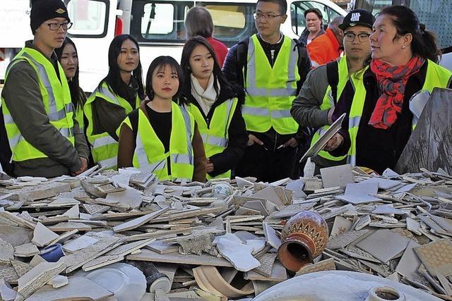 Mülltrennung als Exportschlager