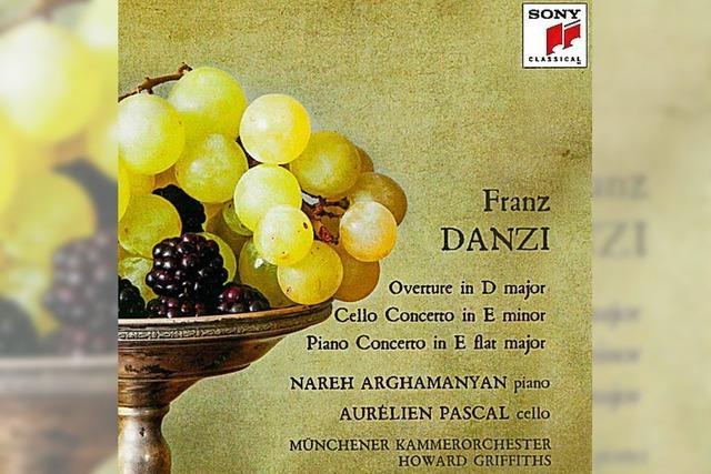 CD: KLASSIK: Zwei Konzerte aus Leidenschaft