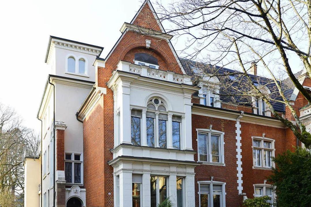 Weitere Immobilien befinden sich an der Goethestraße...  | Foto: Ingo Schneider