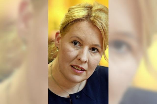 Die Frau für die pragmatische Politik