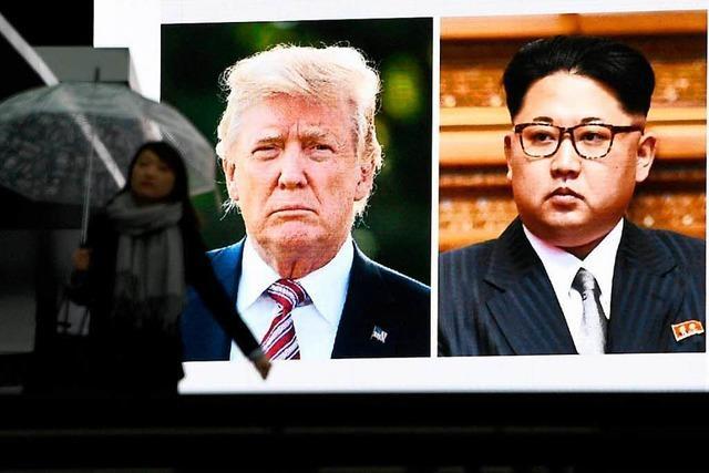 US-Präsident Trump will Nordkoreas Machthaber Kim treffen – Japan ist besorgt