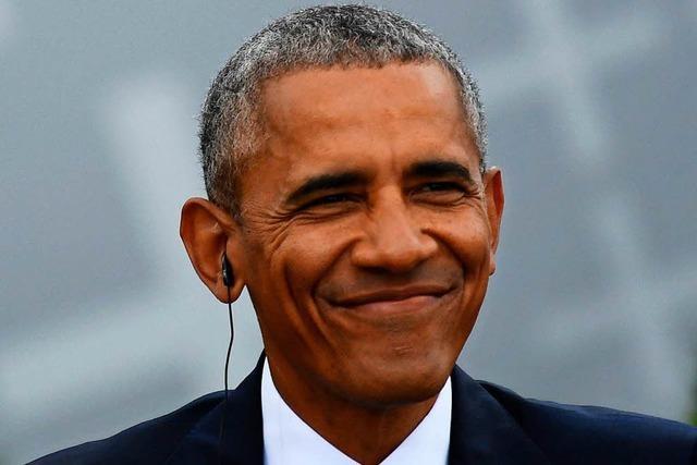 Bericht: Obama in Gesprächen mit Netflix über eigene Show