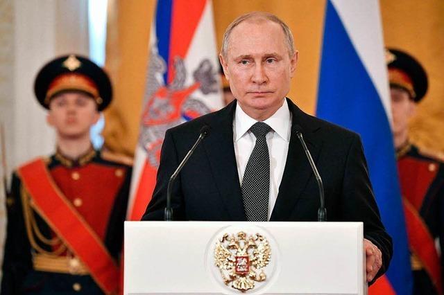 Eine russische Kleinstadt zeigt sich politisch offen und diskutierfreudig