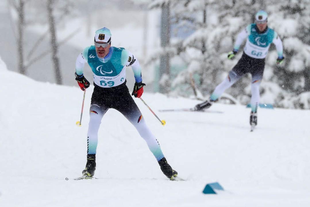 Schon seine zweite Sportkarriere: Alexander Ehler    Foto: dpa