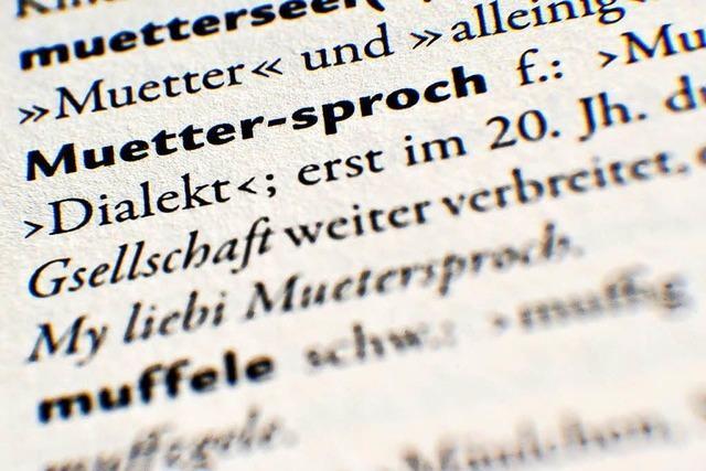 Was ist ein Dialekt?