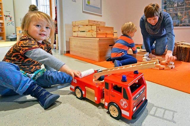 Freiburger Kita-Gebühren werden in den nächsten zwei Jahren nicht erhöht