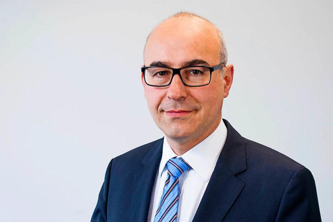Achim Wambach ist der Präsident des Ze...nd Vorsitzender der Monopolkommission.  | Foto: FOTO Borchard A.Loeffler