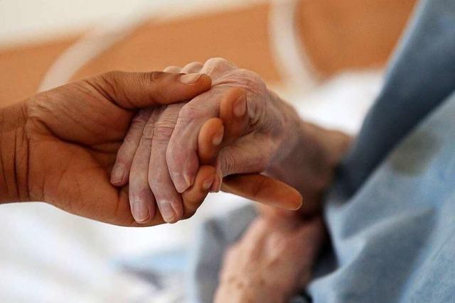 Die Situation in der Pflege bleibt auch in Lahr angespannt