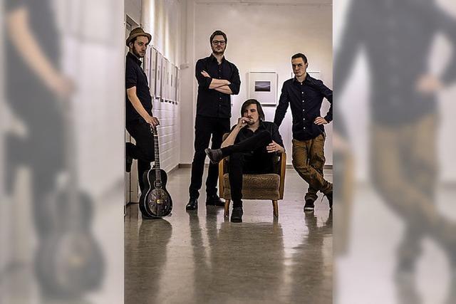 Bad Temper Joe und Band zu Gast in Müllheim