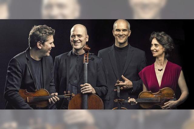 Cuarteto Casals in Bonndorf
