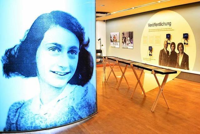 Von Basel verbreitete sich Anne Franks Tagebuch in die Welt hinaus