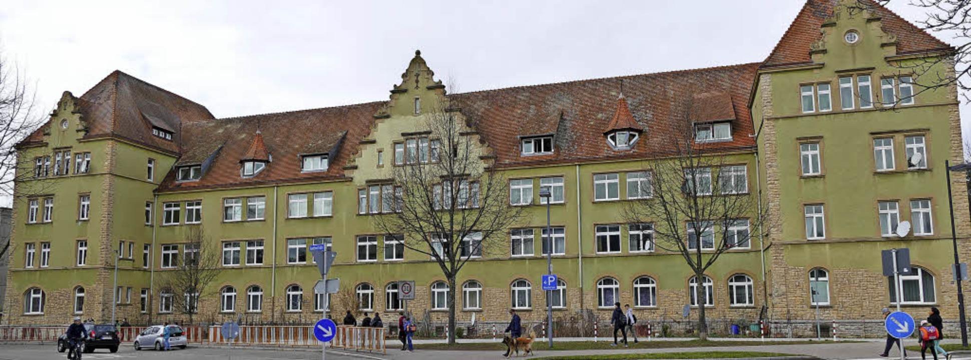 Das imposante Gebäude  Goethestraße 13...einderates auch in Zukunft so bleiben.  | Foto: Helena Hiss