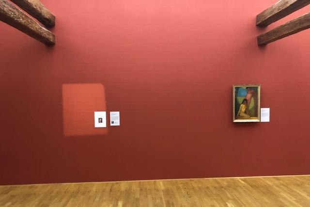 Unbekannte beschädigen vier wertvolle Gemälde im Freiburger Augustinermuseum