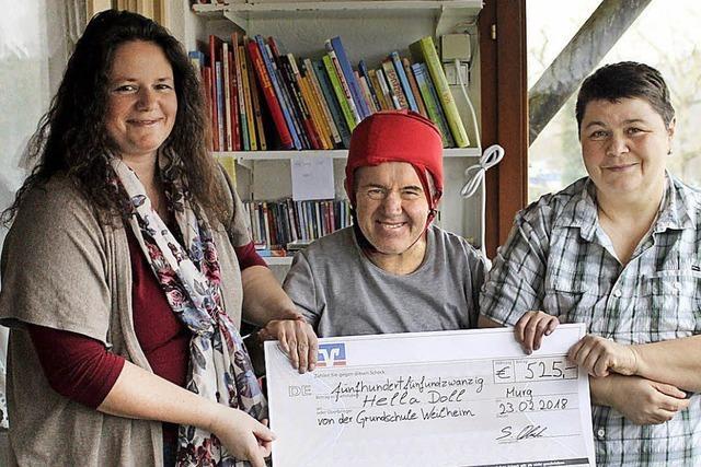 Spende an das Murger Kinderheim
