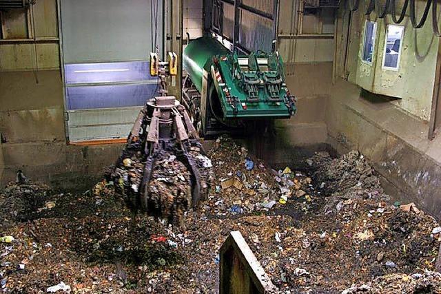 Bioabfälle fahren weiterhin weite Wege