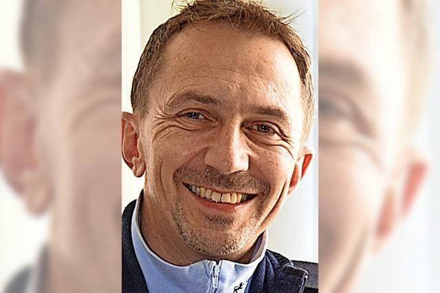 MENSCHEN: Zimmermann übernimmt