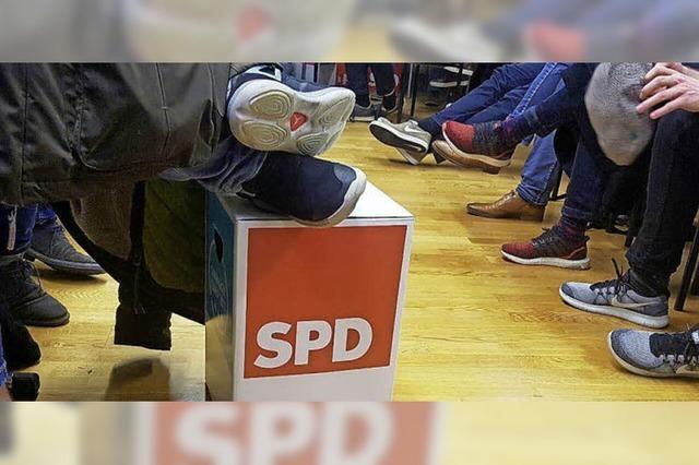Freiburger Jusos sind enttäuscht vom Ergebnis des SPD-Mitgliedervotums