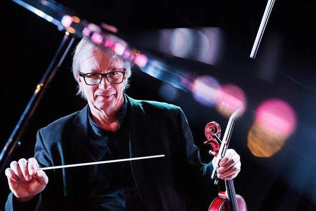 Seit 40 Jahren ist Günter A. Buchwald als Stummfilmmusiker unterwegs