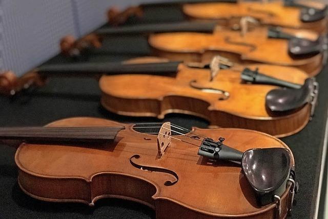 Der süße Klang der Geige