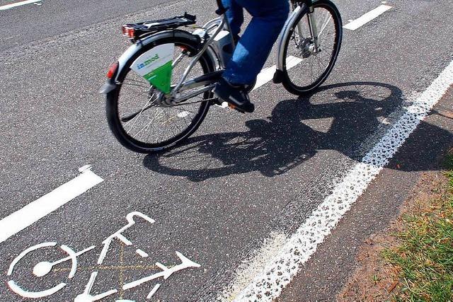 Radfahrer missachtet Rotlicht und verletzt sich nach Zusammenstoß mit einem Auto schwer