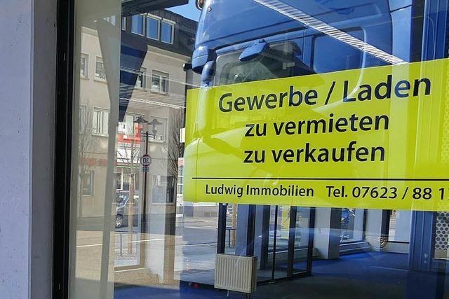 Die Rheinfelder Friedrichstraße macht Sorgen
