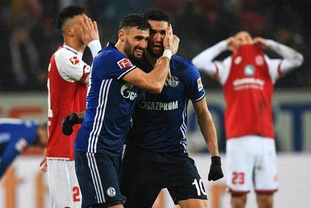 Für Mainz 05 wird's im Abstiegskampf ganz eng