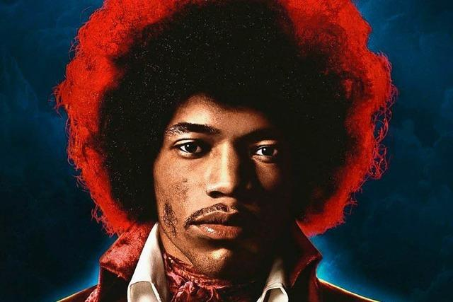 Jimi Hendrix hat keine Schätze mehr im Archiv