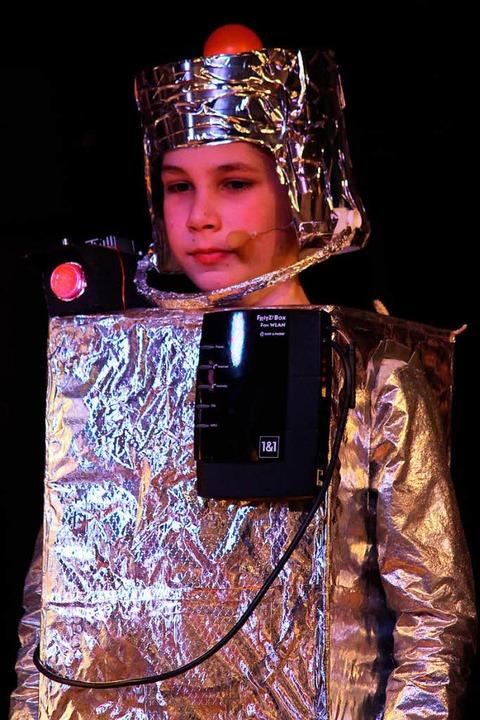 Mensch oder Roboter?  | Foto: Martin Klabund