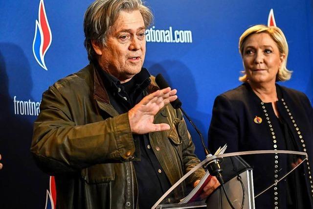 Le Pen weiter Front-National-Chefin - Vater verliert Ehrenvorsitz