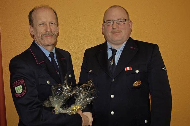Jahrzehntelanger Einsatz im Zeichen der Feuerwehr