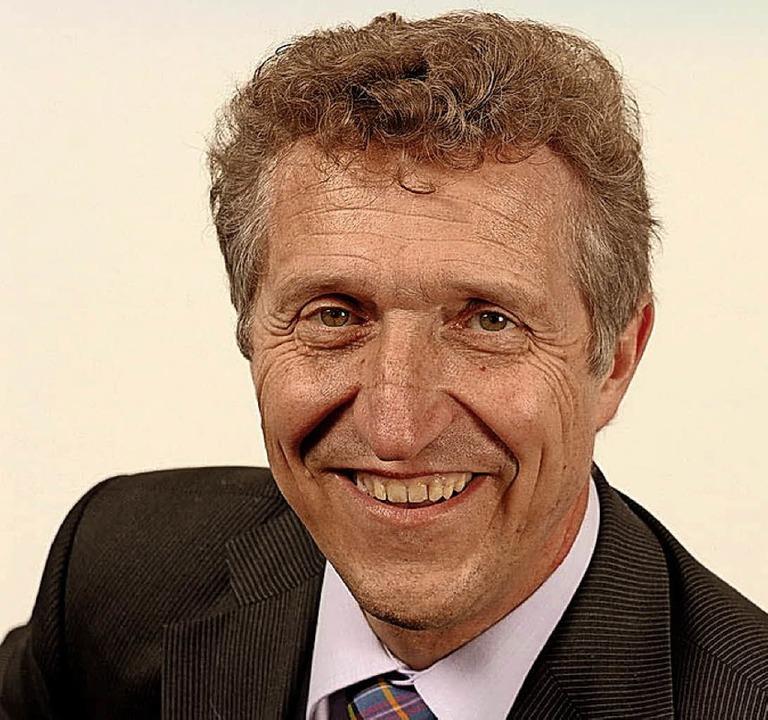 Der Präsident des Deutschen Familienverbandes Klaus Zeh.   | Foto: zvg