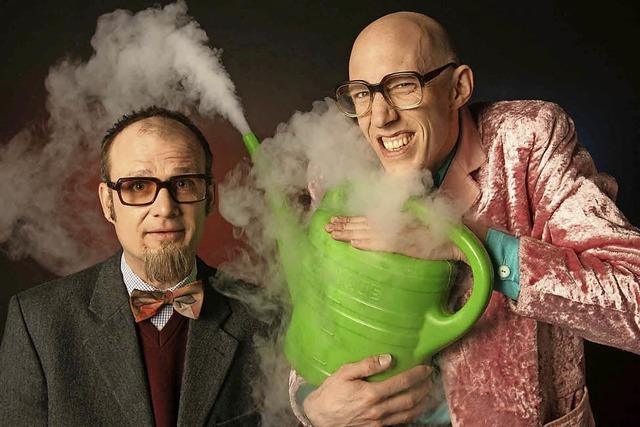 Physikalishe Phänomene voller Unterhaltung und Comedy