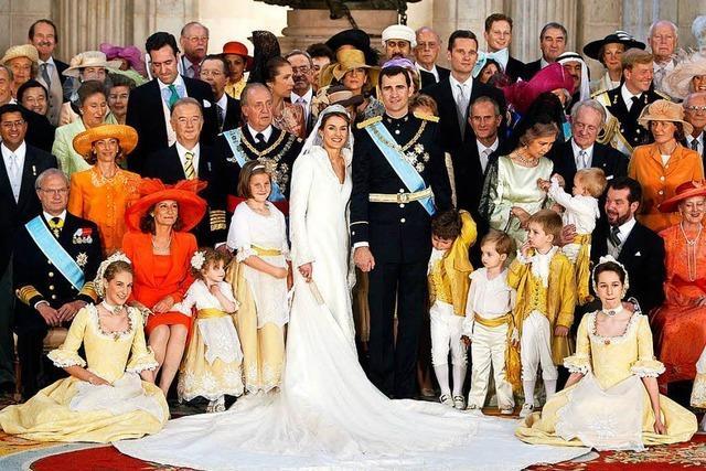 Ex-Mann von Königin Letizia veröffentlicht Buch
