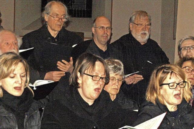 Ein Konzert in feierlicher Würde