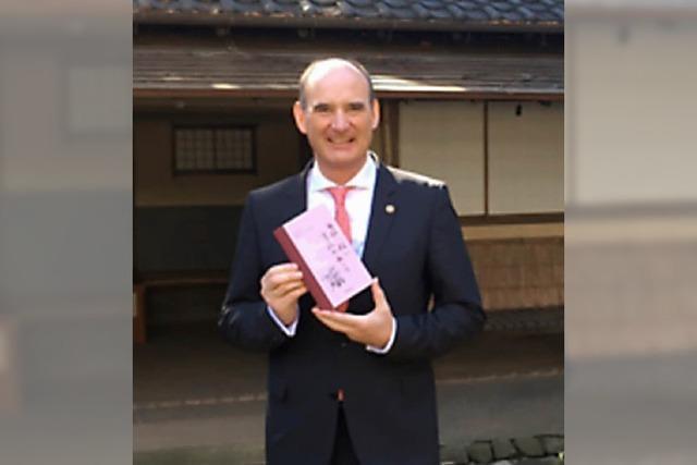 Der Verleger Manuel Herder bekam eine Audienz bei der japanischen Kaiserin