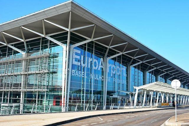 Basler Baudirektor: Bahnanschluss ist für Euro-Airport unerlässlich