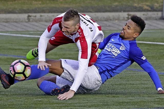 SV Weil rettet Remis gegen FC Tiengen in der 95. Minute