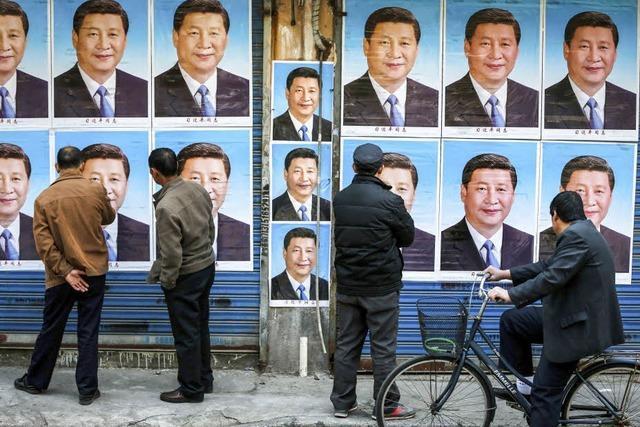 Xi kann lebenslang Präsident bleiben