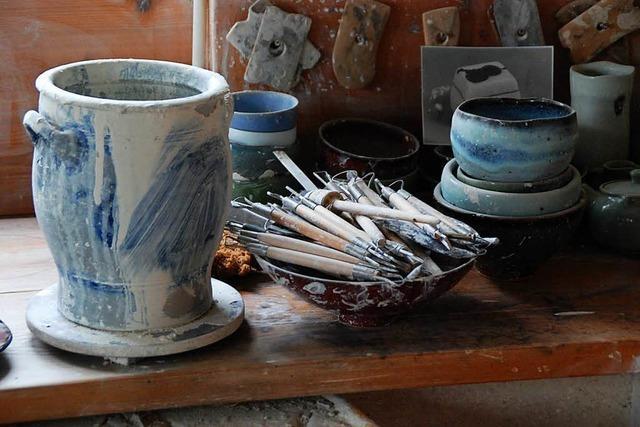 Tag der offenen Töpferei: Keramikhandwerk zum Staunen in Kandern