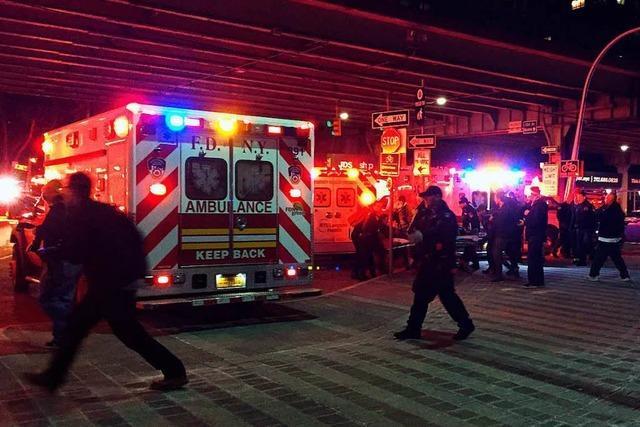 Hubschrauberabsturz in New York – Fünf Menschen sterben