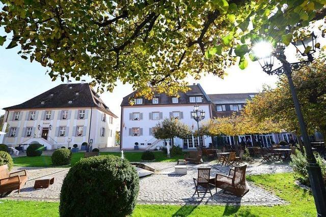 Hotel Schloss Reinach: Aus der Insolvenz zum Erfolg