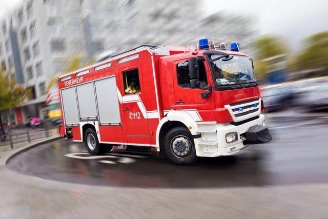 Verletzter durch Brand im Freiburger Gefängnis