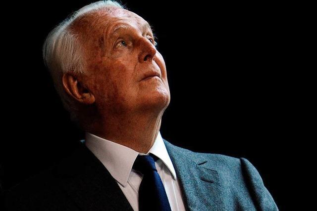 Die Designer-Legende Hubert de Givenchy ist gestorben