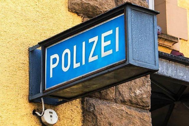 Durchsuchungsaktionen in Niederweiler und Müllheim