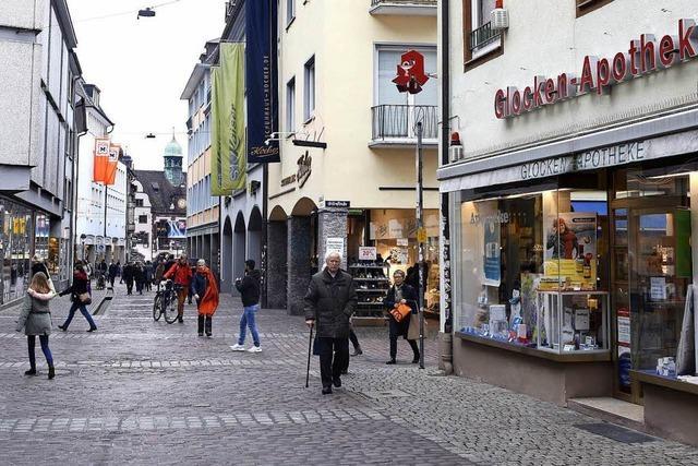 90-Jährige stirbt nach Unfall in der Freiburger Fußgängerzone