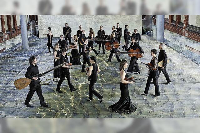 Lautten Compagney Berlin: Die Musik Claudio Monteverdis